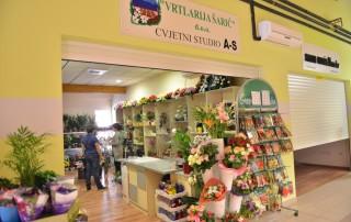 Vrtlarija Šarić Cvjetni-studio